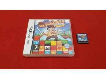 HENRY HATSWORTH PUZZLING ADVENTURE till Nintendo DS NDS