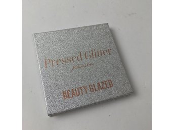 Beauty Glazed, Ögonskugga, Strl: 4x10 g, 4 Ultra Pigmented Glitter Shadows