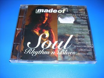 SOUL RHYTHM n' BLUES - labelle,blige,jodeci,hall,riley (cd)