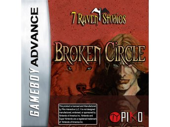 Broken Circle (Piko) - Gameboy Advance