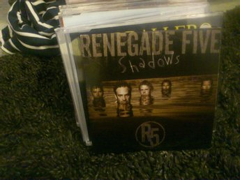 Renegade Five - Shadows (CD SINGEL PAPPASK)
