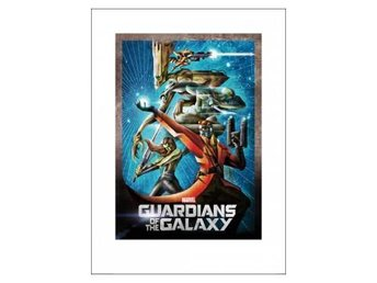 Guardians Of The Galaxy Affisch Orb