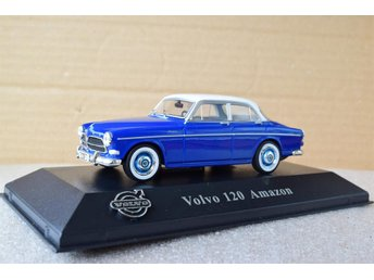 Volvo 120 Amazon - Editions Atlas - 1:43