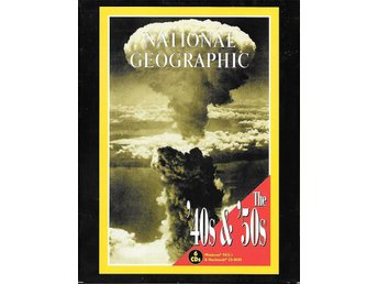 6 x CD - National Geographic - The 40,s & 50,s