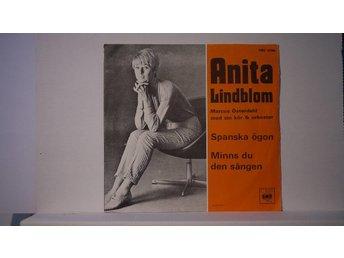 "Anita Lindblom - Spanska Ögon 7"" - Holmsund - Anita Lindblom - Spanska Ögon 7"" - Holmsund"