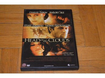 Head In The Clouds ( Charlize Theron Penelope Cruz ) 2004 - DVD - Töre - Head In The Clouds ( Charlize Theron Penelope Cruz ) 2004 - DVD - Töre