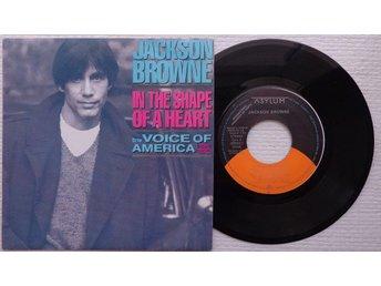 "JACKSON BROWNE 'In The Shape Of...' Spanish PROMO 7"" - Bröndby - JACKSON BROWNE 'In The Shape Of...' Spanish PROMO 7"" - Bröndby"
