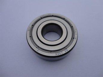 10 x SKF Kullager 6201-2Z - 12 x 32 x 10 mm - ny - Albertslund - 10 x SKF Kullager 6201-2Z - 12 x 32 x 10 mm - ny - Albertslund