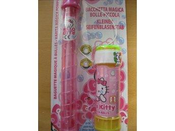 Hello Kitty Såpbubblor Bubbelsvärd massa bubblor CE NYTT - Uddevalla - Hello Kitty Såpbubblor Bubbelsvärd massa bubblor CE NYTT - Uddevalla