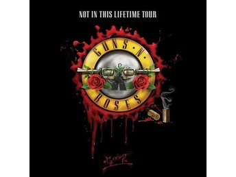 Guns n Roses Not In This Lifetime Tour 29 juni