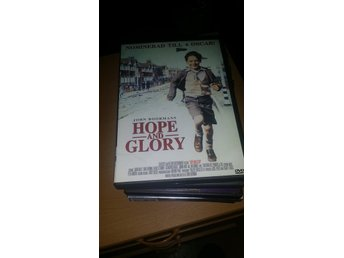 Hope And Glory  - UTGÅTT -  John Boorman
