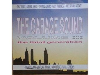 Various title* The Garage Sound Volume III - The Third Generation* House LP x2