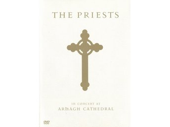 DVD - The Priests in Concert at Armagh Cathedral (NTSC)  (Beg)