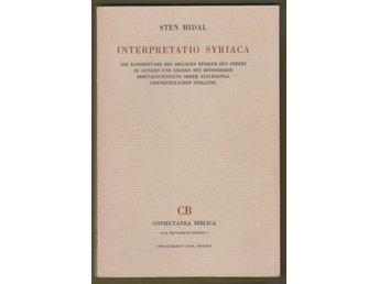 Hidal, Sten: Interpretatio Syriaca