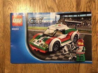 Javascript är inaktiverat. - Västerås - Komplett City Racerbil i använt men fint skick. Legot består av 100 delar. Beskrivningen är i bra skick.Rök- och djurfritt hem. Titta gärna på mina andra objekt i butiken, jag samfraktar. Information om uppehåll gällande leveranser fi - Västerås