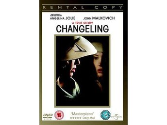 Changeling - Angelina Jolie - Rental DVD