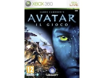 James Cameron' s AVATAR: The Game - XBOX 360