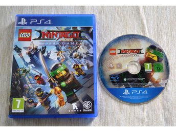 PS4 Ninjago Movie Videogame, nyskick!