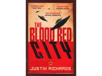 Justin Richards - Blood red city