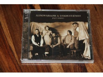 Alison Krauss & Union Station ‎– Paper Airplane