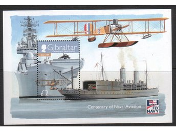 GIBRALTAR - BLOCK - FLY NAVY**