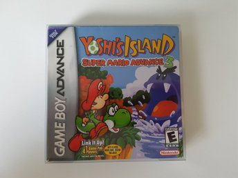 Super Mario Advance 3: Yoshi's Island Komplett (GBA/Gameboy Advance)