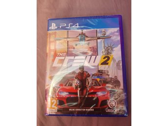 The Crew 2 PS4 Nytt