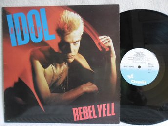 BILLY IDOL - REBEL YELL - CDL-1450