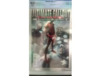 Ultimate Fallout (2011 Marvel) #4A (9.0 CBCS)