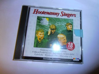 Hootenanny Singers - Svenska Favoriter (Abba) (Cd)