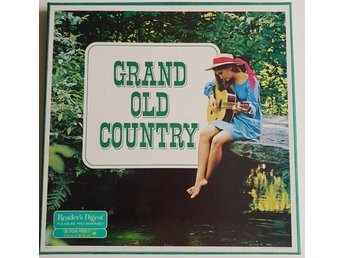8st Lp box Grand old country