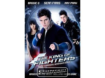 King of Fighters The, Maggie Q, Import (Beg) DVD