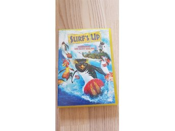 DVD film Surf's Up.