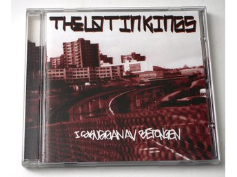 The Latin Kings / I skuggan av betongen CD