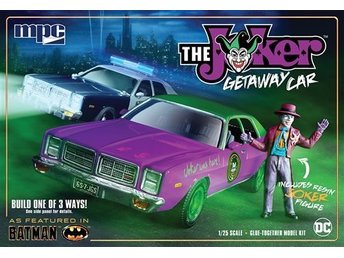 1978 Dodge Monaco Batma Joker Gone car -Gothham City Police car
