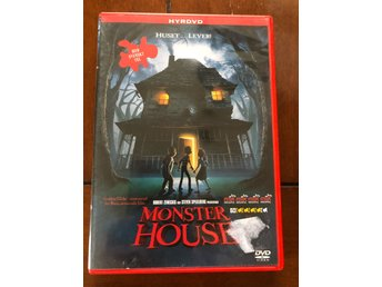 Dvd: Monster House