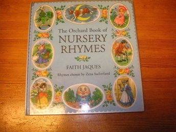 Faith Jaques The Orchard Book of Nursery Rhymes Engelsk text