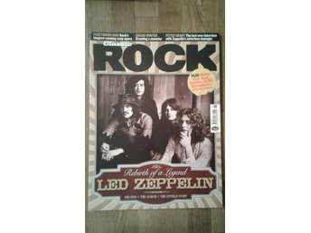 Classic rock #54 juni- 03. Led Zeppelin