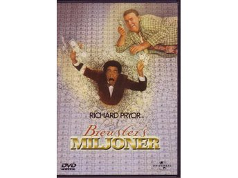 Brewster's Miljoner / DVD (Richard Pryor)