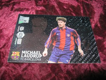 MICHAEL LAUDRUP-BARCELONA-LEGEND-UEFA CHAMPIONS LEAGUE 2012/2013