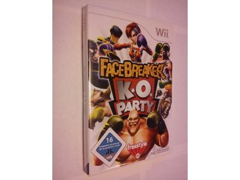 Wii: Facebreaker/Face Breaker K.O. Party