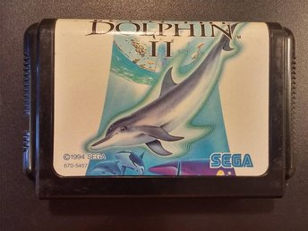 Ecco the Dolphin 2: The Tides of Time till Mega Drive - Japansk