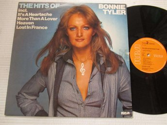 "Bonnie Tyler ""The Hits Of Bonnie Tyler"""