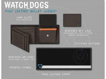 Watch Dogs Plånbok Hacker NFC - Uppsala - Watch Dogs Plånbok Hacker NFC - Uppsala