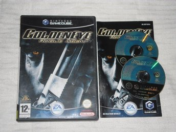 Nintendo GameCube: James Bond 007 Goldeneye Rogue Agent