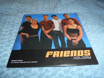 Friends - Holiday (cd-singel) nyskick!!