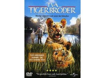 Två tigerbröder - Guy Pearce och Jean Claude Dreyfus - Gävle - Två tigerbröder - Guy Pearce och Jean Claude Dreyfus - Gävle