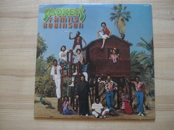 LP:n Family Robinson Smokey´s