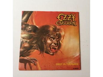 "OZZY OSBOURNE - SHOT IN THE DARK. NM 7"" - Frövi - OZZY OSBOURNE - SHOT IN THE DARK. NM 7"" - Frövi"