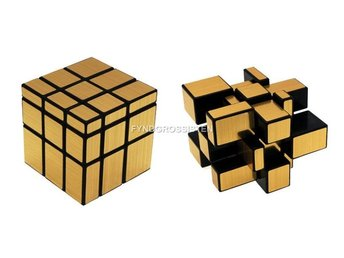 IQ Pussel Kub 3x3x3 Magic Cube Puzzle Brain Teaser IQ Fri Fr